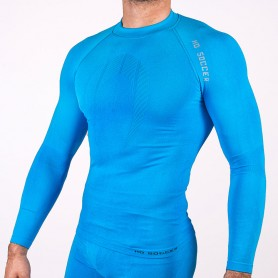 LONG SLEEVE BASE LAYER blue
