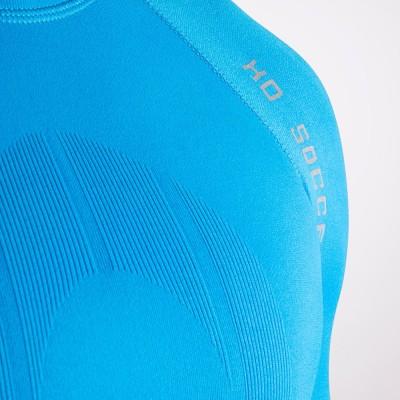 Camiseta térmica manga larga azul