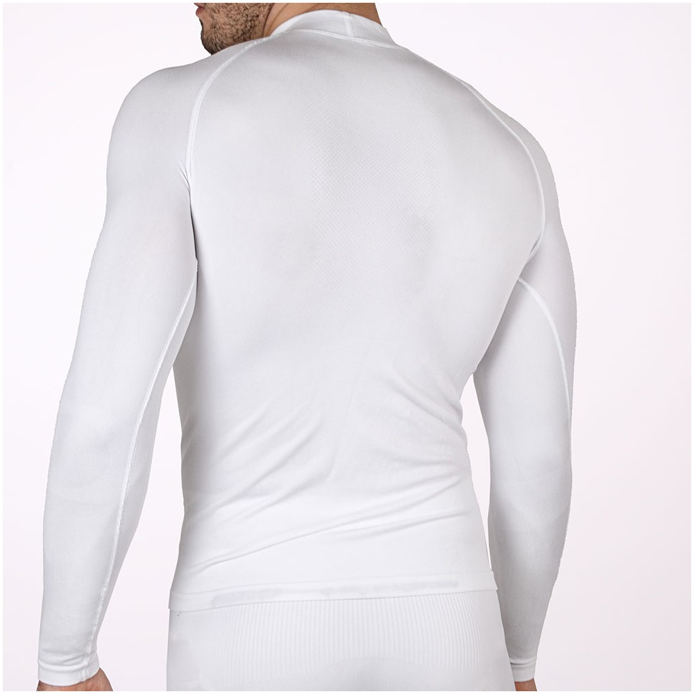 7440a7b310 Camiseta térmica manga larga blanca · Camiseta térmica manga larga blanca  ...