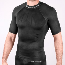 SHORT SLEEVE BASE LAYER black