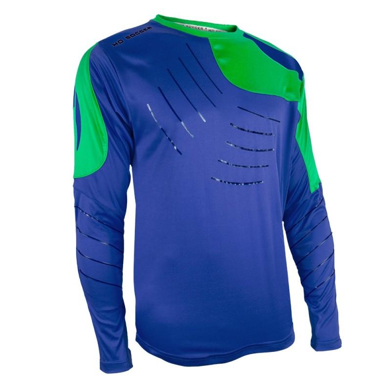 a673c9000d7 JERSEY SECUTOR BLUE FLUO GREEN - Ho Soccer Shop