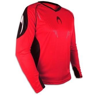 Jersey de portero LEGEND II rojo