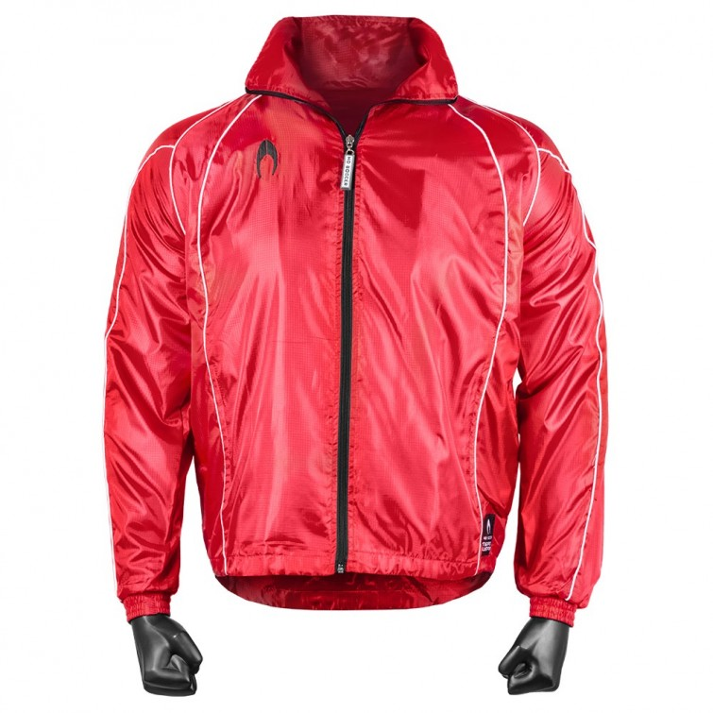 Rain jacket PROTON red