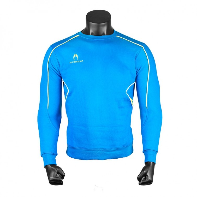 Sweatshirt PERFORMANCE Blue