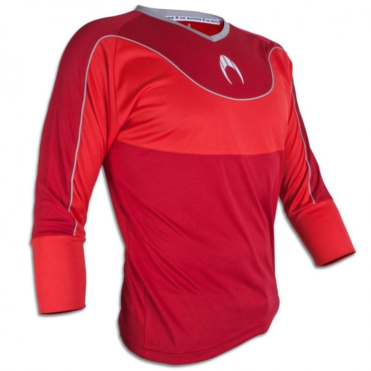 Jersey IMPULSE 3/4 rojo