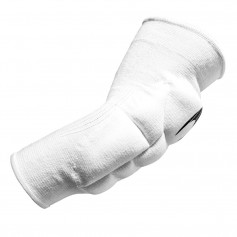 STRANGE ELBOW PAD white