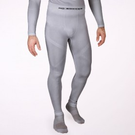 Thermal base layer long tights in grey