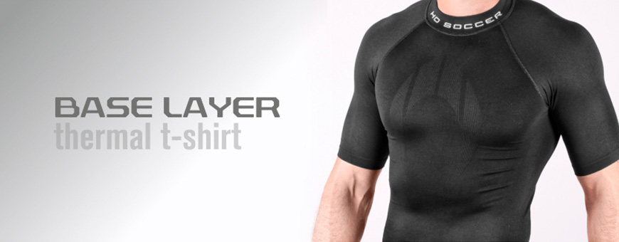 Base layer thermal shirt