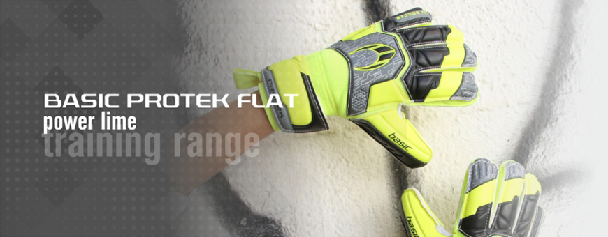Goalkeeper gloves training range
