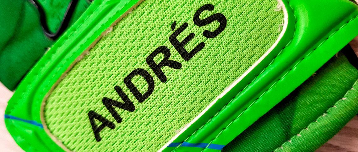Personalización Ho Soccer