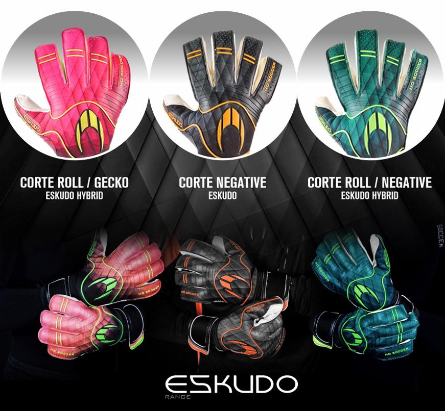 nuevos guantes Eskudo