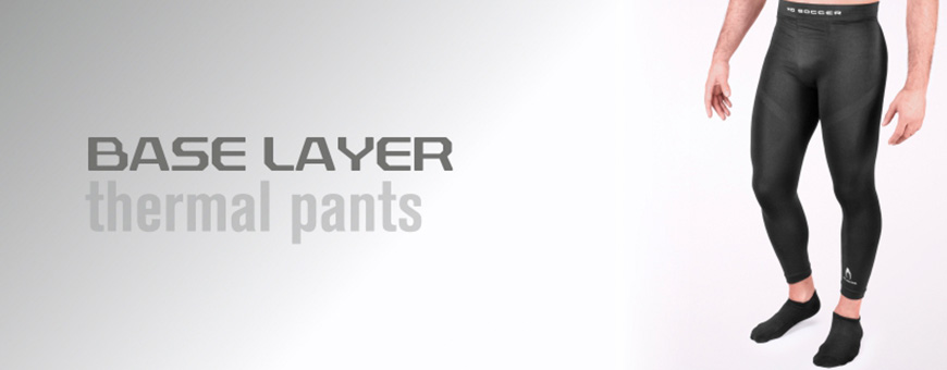 Base layer thermal pants