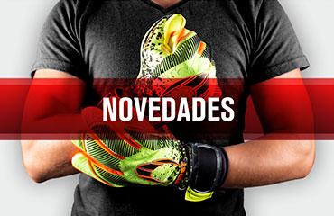 Novedades guantes Ho Soccer