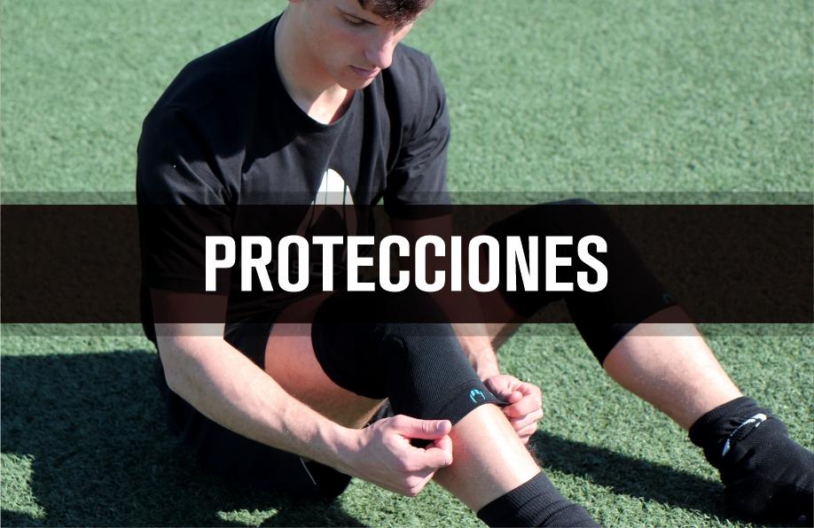 Protecciones para fútbol Ho Soccer