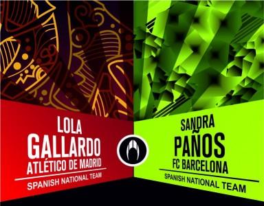 COLECCIÓN HO SOCCER 2018 LOLA GALLARDO & SANDRA PAÑOS