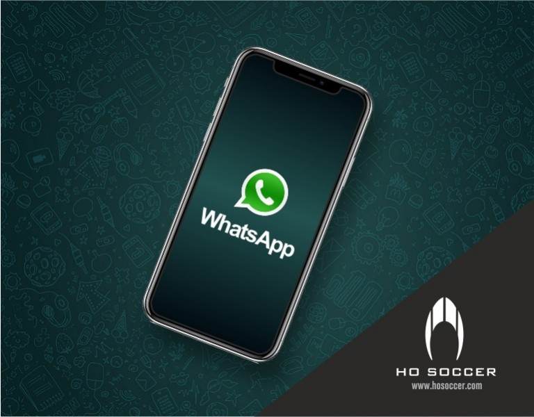 CONTACT HO SOCCER THROUGH WHATSAPP