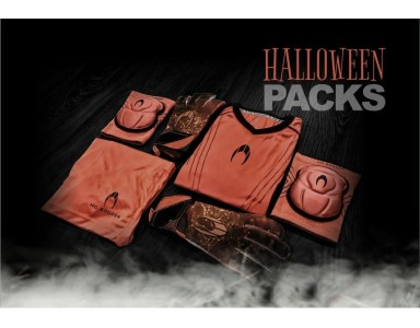SPECIAL GOALKEEPER HALLOWEEN PACKS