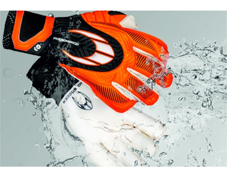 HO SOCCER BEST GOALKEEPER GLOVES WITH A WET GRIP